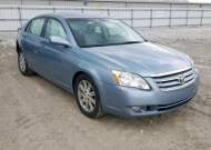 2007 TOYOTA AVALON XL #1307022618