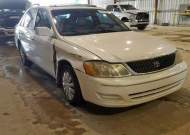 2001 TOYOTA AVALON XL #1309980585