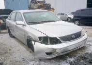 2002 TOYOTA AVALON XL #1311833830