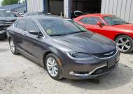 2015 CHRYSLER 200 C #1311836120