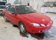 1999 FORD ESCORT ZX2 #1312427192