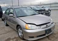 2003 HONDA CIVIC HYBR #1319694692