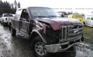 2008 FORD F350 SRW SUPER DUTY #1320002852