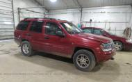 2002 JEEP GRAND CHEROKEE LAREDO #1320018712