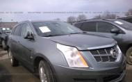 2011 CADILLAC SRX LUXURY COLLECTION #1323012475