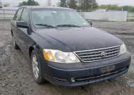 2003 TOYOTA AVALON XL #1323356312