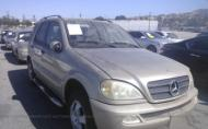 2002 MERCEDES-BENZ ML 320 #1323663258