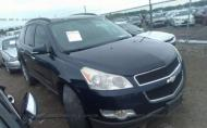 2009 CHEVROLET TRAVERSE LT #1324216988