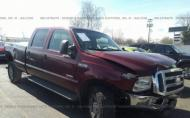 2005 FORD F350 SRW SUPER DUTY #1324235040