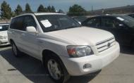 2005 TOYOTA HIGHLANDER LIMITED #1324279015