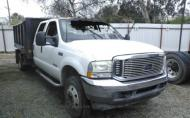 2003 FORD F550 SUPER DUTY #1327244745