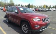 2014 JEEP GRAND CHEROKEE LIMITED #1329645480