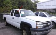 2006 CHEVROLET SILVERADO C2500 HEAVY DUTY #1331947130