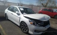 2017 HONDA ACCORD EX #1332559362