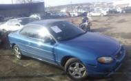 2003 FORD ESCORT ZX2 #1333115560