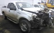 2014 FORD F150 SUPER CAB #1334644165