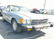 1977 MERCEDES-BENZ 450 SL #1340082372