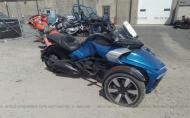 2017 CAN-AM SPYDER ROADSTER F3/F3-S/F3-S SPECIAL SER #1340370305