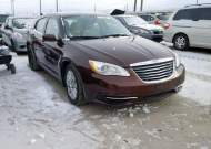 2013 CHRYSLER 200 LX #1352598768