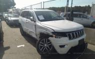 2017 JEEP GRAND CHEROKEE LIMITED #1352923308