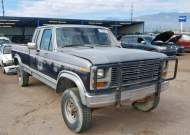 1986 FORD F250 #1354359408