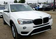 2017 BMW X3 SDRIVE2 #1354902235
