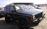 1999 JEEP CHEROKEE LIMITED #1355223722