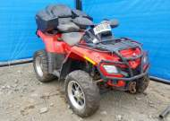 2009 CAN-AM OUTLANDER #1356705772