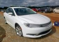 2015 CHRYSLER 200 LIMITE #1363237458