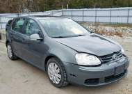 2008 VOLKSWAGEN RABBIT #1363267332