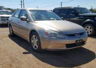 2005 HONDA ACCORD HYB #1364412385
