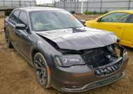 2017 CHRYSLER 300 S #1367284848