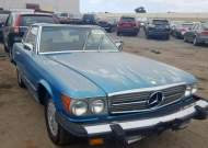 1974 MERCEDES-BENZ 450 SL #1368884878