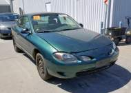 1999 FORD ESCORT ZX2 #1368891428
