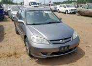 2004 HONDA CIVIC SI #1375065895