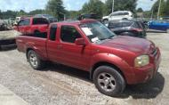 2001 NISSAN FRONTIER KING CAB SC #1375372025