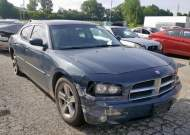 2008 DODGE CHARGER R/ #1380949425