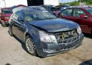 2012 CADILLAC CTS PERFOR #1389748122