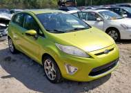 2011 FORD FIESTA SES #1392058270
