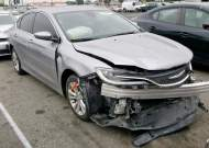 2015 CHRYSLER 200 LIMITE #1392058472