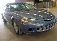 2002 CHRYSLER SEBRING LX #1392102215