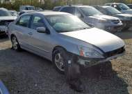 2005 HONDA ACCORD HYB #1394817578