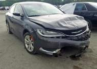 2015 CHRYSLER 200 LIMITE #1394832135