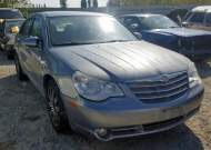 2007 CHRYSLER SEBRING LI #1396907312
