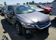 2014 HONDA ACCORD HYB #1396918405