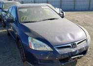 2007 HONDA ACCORD VAL #1398550585