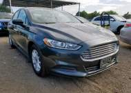 2016 FORD FUSION S #1399641368