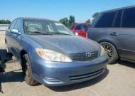 2004 TOYOTA CAMRY LE #1408290368