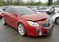 2015 BUICK REGAL GS #1415928185