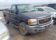 2005 GMC NEW SIERRA #1419811038